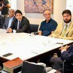 Osmar Filho participa de reunião que pretende implantar Parque tecnológico no centro da cidade