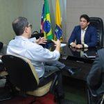 Osmar Filho reúne-se com superintendente do Iphan e estabelece parcerias em favor de São Luís