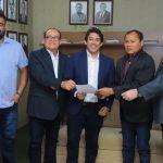 Osmar Filho consolida parceria com Câmaras Municipais