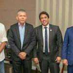 Osmar Filho segue dialogando com instituições em projetos para a cidade