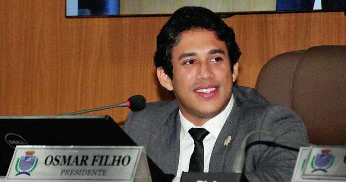 Presidente Osmar Filho e vereadores apresentarão pauta ...