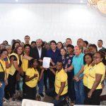 Osmar Filho promulga lei que altera regime trabalhista de ACS e ACE