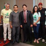 Osmar Filho apresenta proposta que discute área de preservação ambiental