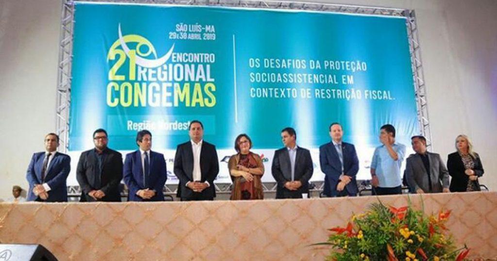 Resultado de imagem para 2° dia do XXI Encontro do CONGEMAS 2019