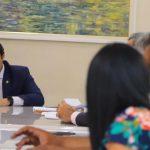 Vereadores e Defensores públicos discutem melhorias para o Hospital da Criança