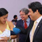 Vereadores celebram retorno das atividades da Maternidade Maria do Amparo