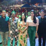 Osmar Filho apoia arraial, prestigia manifestações culturais  e apadrinha grupo folclórico