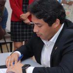 Osmar Filho promulga lei ''Prata da Casa'' que valoriza artistas locais