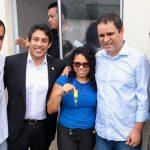 Osmar Filho participa da entrega de unidades habitacionais do Residencial Piancó