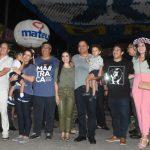 Osmar Filho, Weverton e vereadores prestigiam Arraiais de São Luís