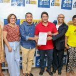 Osmar Filho promulga lei que regulamenta Conselho Municipal de Direitos Humanos e Cidadania