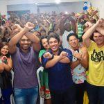 """Osmar Filho recebe apoio de Beto Castro e do grupo """"O X da questão"""""""