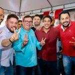 Osmar Filho recebe apoio de Ivaldo Rodrigues a sua pré-candidatura a prefeito de São Luís