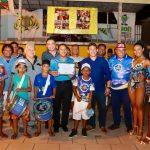 Carnaval 2020: Osmar Filho garante apoio ao grupo Favela do Samba
