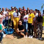 Osmar Filho realiza ação de conscientização ambiental e incentiva política sustentável em São Luís