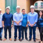 Osmar Filho acompanha ações do Programa São Luís em Obras