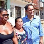 Osmar Filho agradece a Prefeitura por início de obras no São Francisco