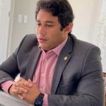 Osmar Filho coordenou a primeira audiência remota da história da Câmara de São Luís