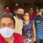 Osmar Filho visita bairros de São Luís e fortalece diálogo com a população