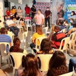 No Jardim América, Osmar Filho, lideranças políticas e moradores debatem propostas para São Luís