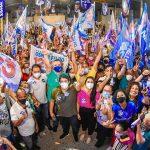 Centenas de apoiadores lotam reunião de Osmar Filho, no São Francisco