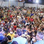 Osmar Filho realiza grande ato de apoio a Eduardo Braide