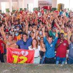 Osmar se reúne com cajarienses que residem em São Luís