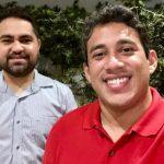 Osmar Filho continua recebendo apoios e segue fortalecido pra reeleição à presidência da CMSL
