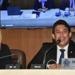 Osmar Filho elogia trabalho de vereadores e dá boas-vindas aos eleitos