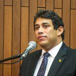 """Em discurso, Osmar Filho enfatiza união do Parlamento e prega """"equilíbrio e compromisso com a cidade"""""""