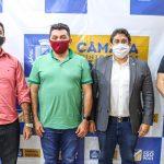 Osmar Filho recepciona vereadores de Imperatriz  e fortalece diálogo em favor do municipalismo